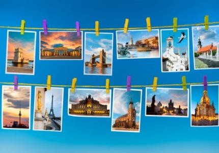 Gradovi Evrope - Avionske ture