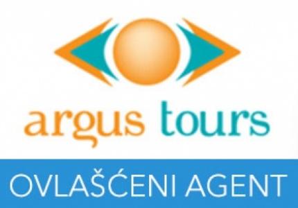 GRČKA - LETO 2017 - ARGUS TOURS